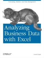 Analyzing Business Data with Excel - eBook (PDF)