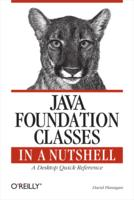 Java Foundation Classes in a Nutshell - eBook (PDF)