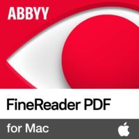 ABBYY FineReader PDF Pro for Mac