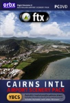 FTX CAIRNS INTL - Airport Scenery Pack - YBCS