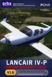 FTX LANCAIR IV-P - ADDON Aircraft Pack - V1.1
