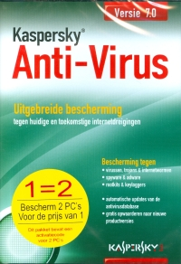 Kaspersky Anti-Virus for Storage European Edition. 5000+ User 1 year Base License