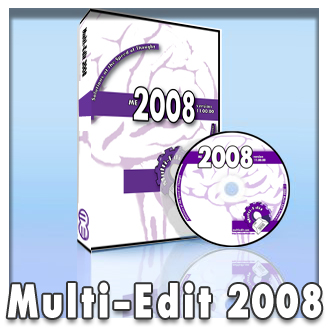 Multi-Edit 2008 Single