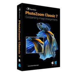 PhotoZoom Classic 7 voor Windows (Download)