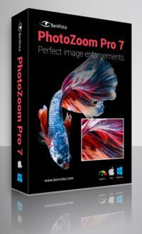 PhotoZoom Pro 7 voor Windows (ESD)