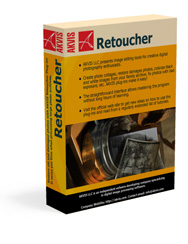 Retoucher Home license