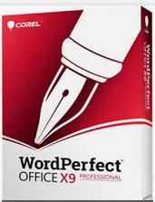 Schoolbox WordPerfect Office X9